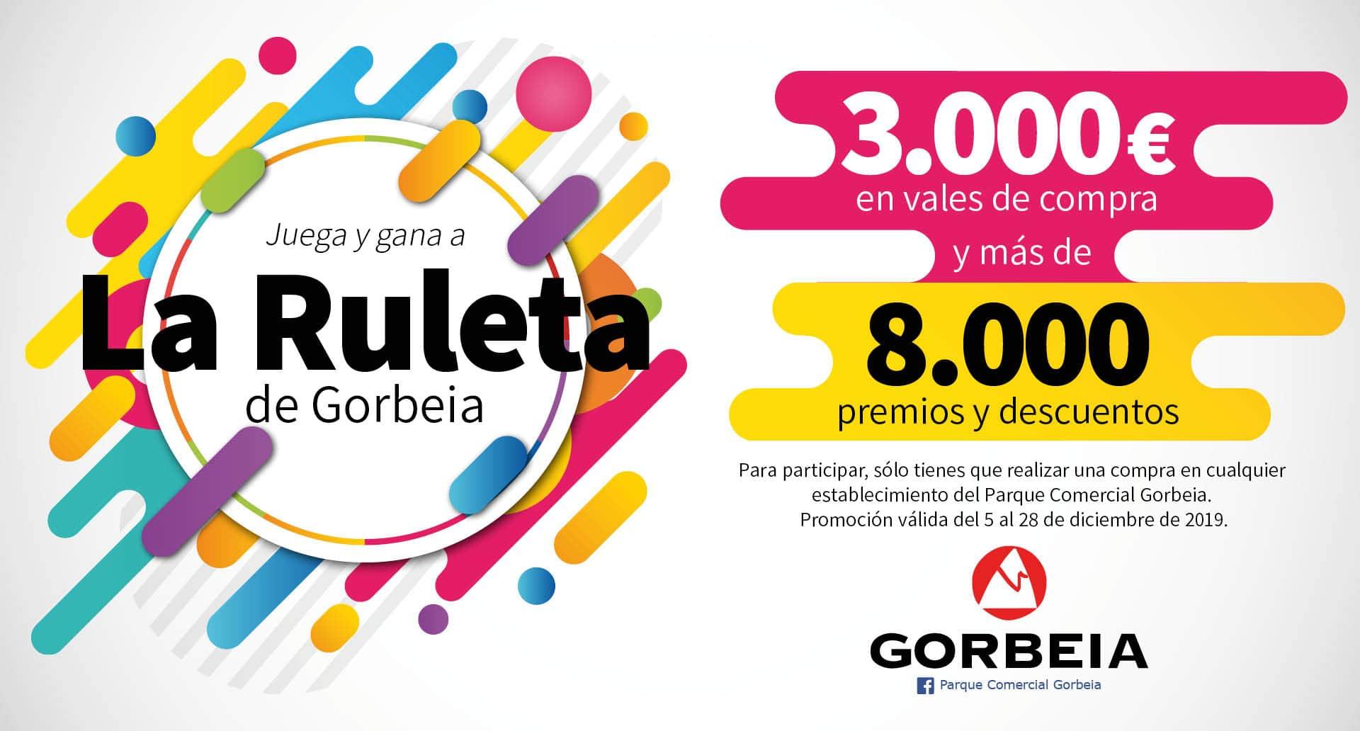 La Ruleta de Gorbeia 2019