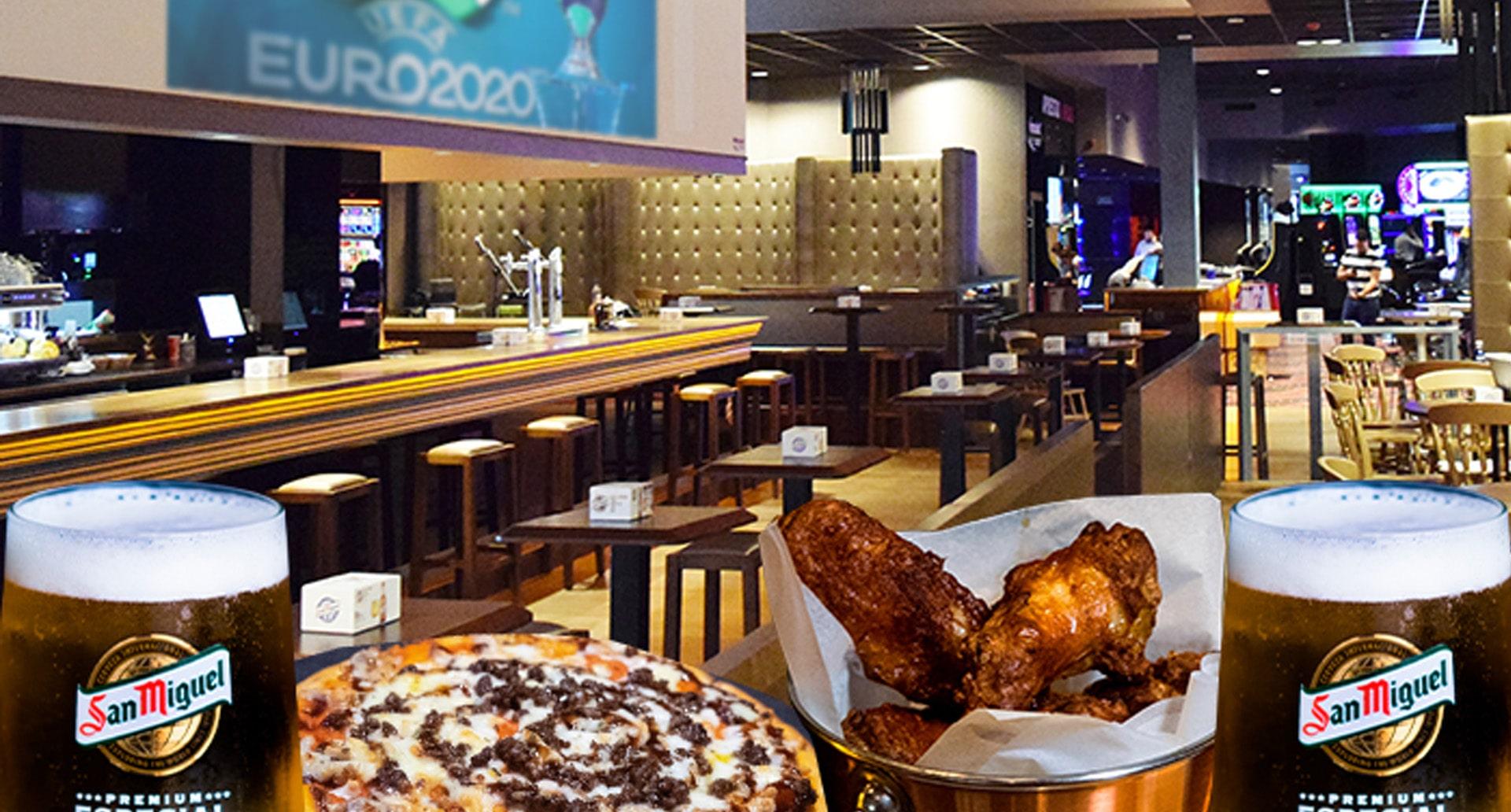 ¡Pause and Play sortea una comida o cena para 2 a disfrutar durante la Eurocopa!