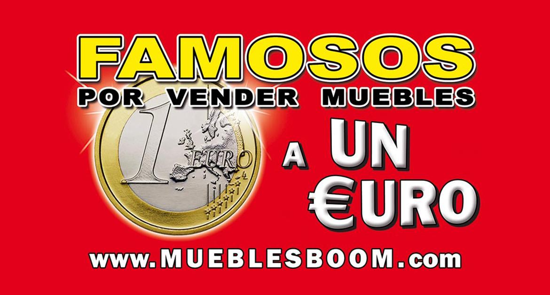En Muebles Boom muebles a 1 euro
