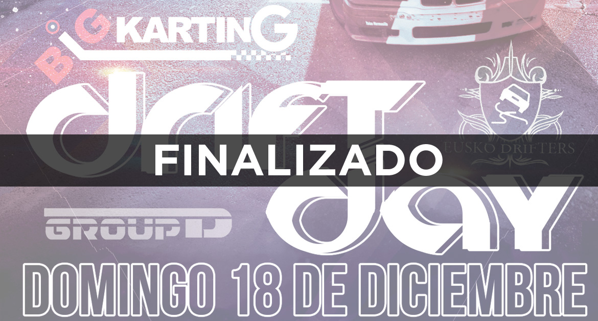 Drift Day en el karting