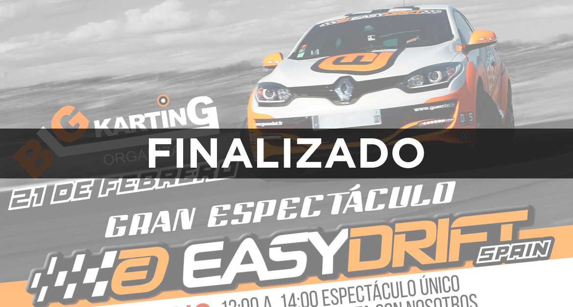 Gran espectáculo Easy Drift Spain