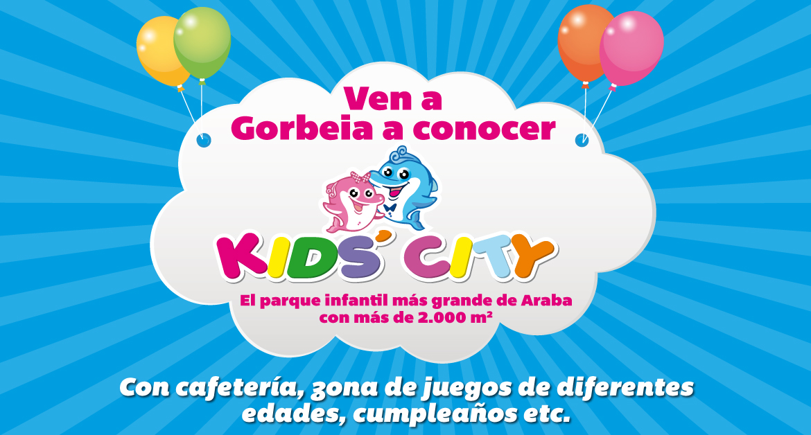 Nueva Apertura: KIDS CITY