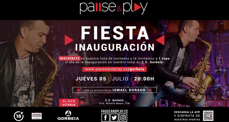 Pause&Play abre un nuevo local en el Parque Comercial Gorbeia