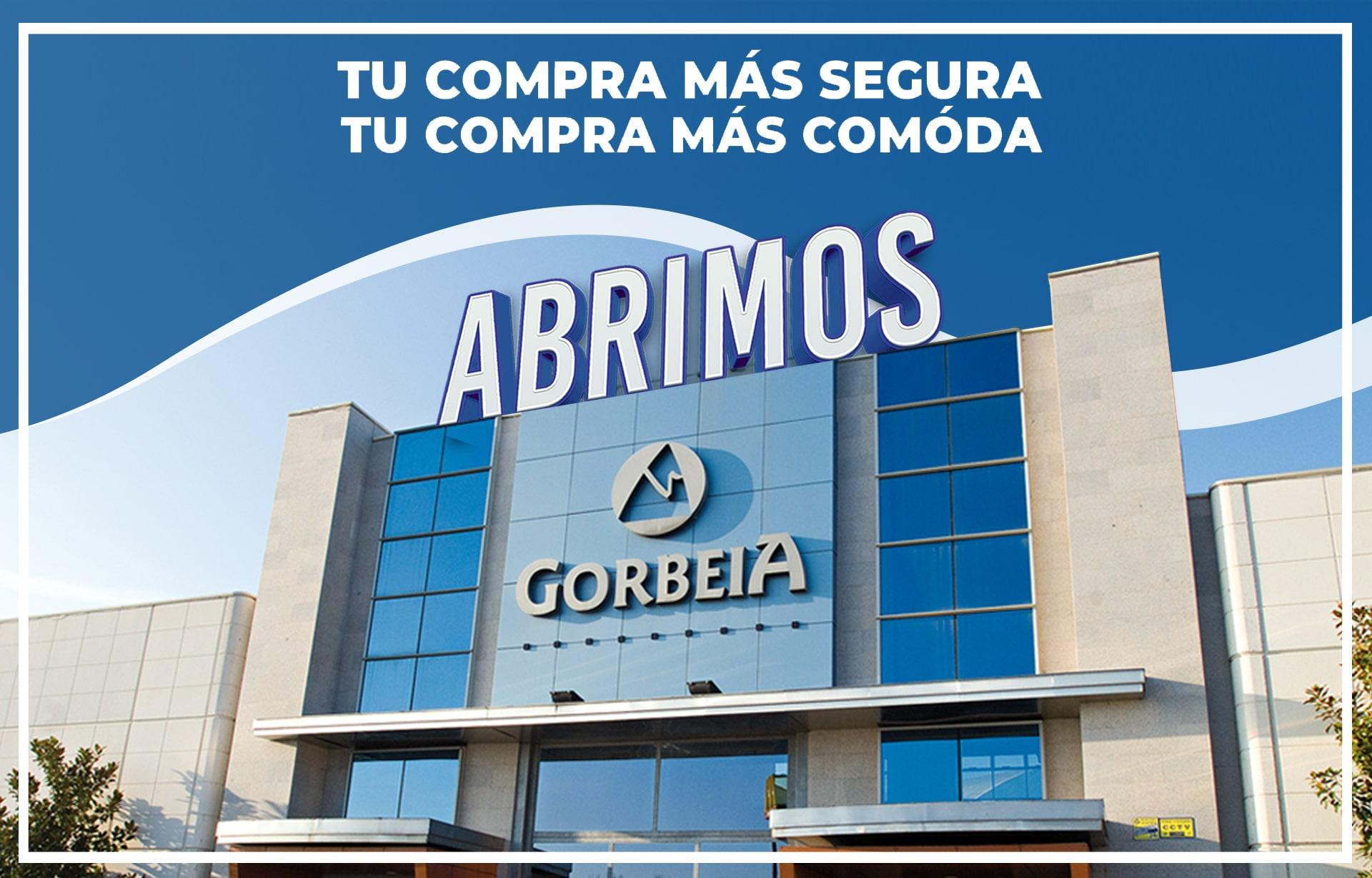 El Parque Comercial Gorbeia vuelve a estar abierto