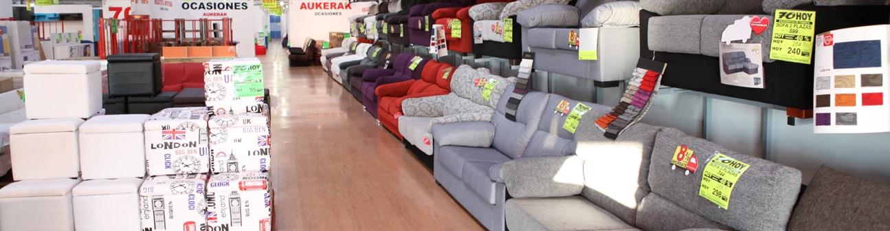 Muebles boom centro comercial gorbeia for Muebles boom armarios