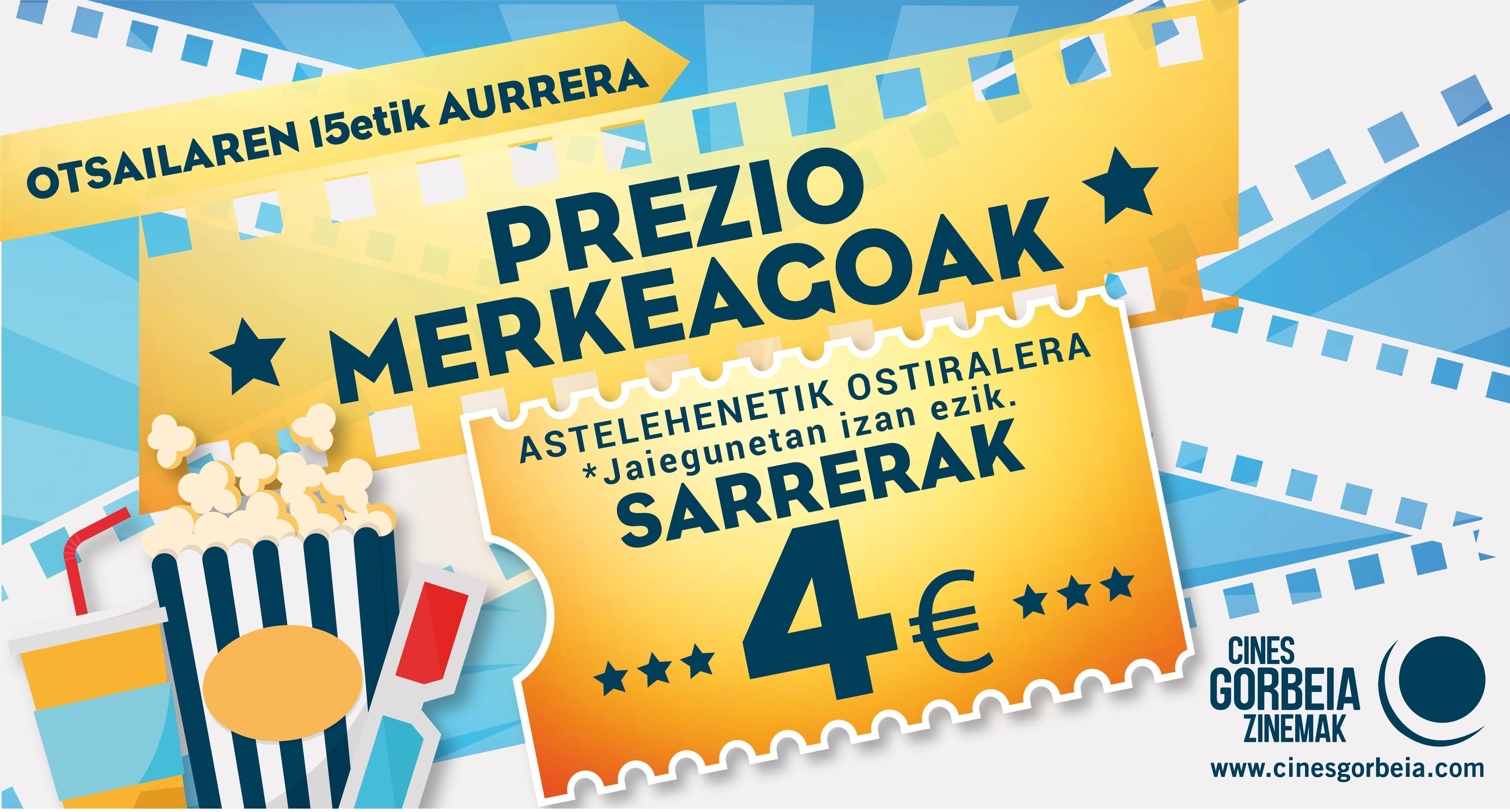 Prezio Merkeagoak Sarrerak 4